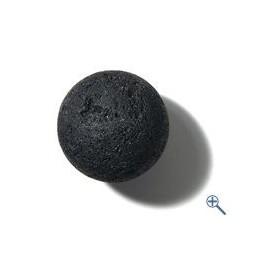Gebohrte Kugel - Lava (12,16,20mm)