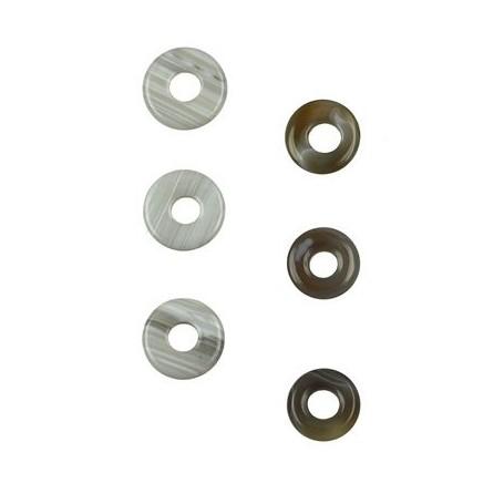 Donut rund - Achat (15,20,25,30,40,50 mm)
