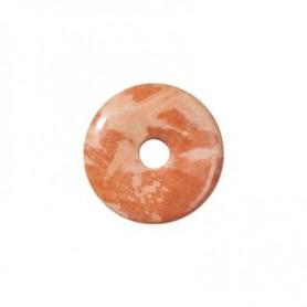 Donut rund - Baryt ( 30 oder 40 mm)