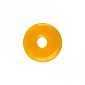 Donut rund - Calcit ( 30 oder 40 mm)