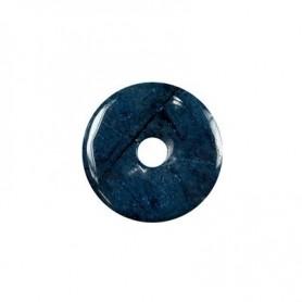 Donut rund - Dumortierit ( 30, 40 oder 60 mm)