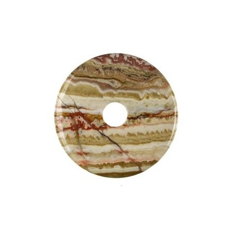 Donut rund - Achat ( Lace )