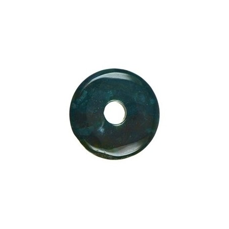 Donut rund - Heliotrop ( 30 oder 40 mm)