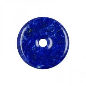 Donut rund - Lapis Lazuli AAA Qualität ( 30 ,40 oder 45 mm)