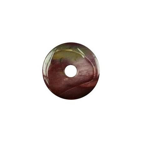 Donut rund - Mookait ( 30 oder 40 mm)