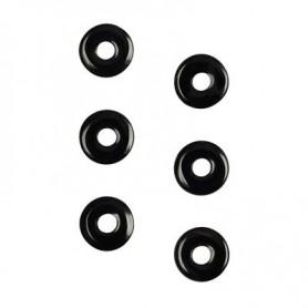 Donut rund - Onyx (15,30,40 oder 50 mm)