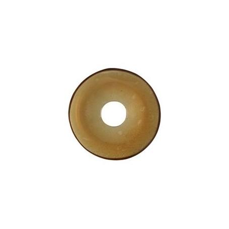 Donut rund - Bernstein ( 30, 40 oder 50 mm)