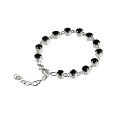 Armband -Spinell-