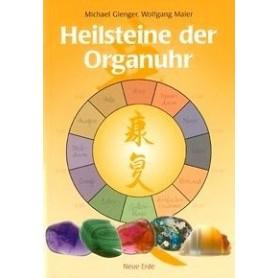 Buch- Heilsteine der Organuhr