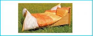 Bettwäsche, Bettlaken & Spannbetttücher