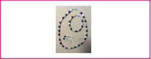Halsketten, Colliers, Bänder & Schnüre