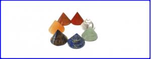 Trommel & sonstige ungebohrte Steine
