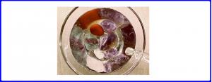 Wasser / Wassersteine
