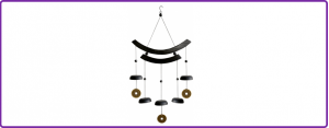 Windspiele & Gongs