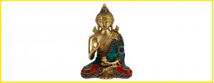 Figuren & Statuen - Buddha