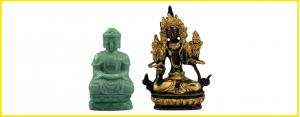 Figuren & Statuen - Spirituelle Figuren & Statuen