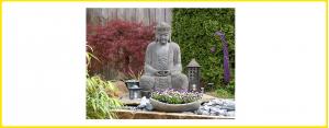 Garten & Außen Dekoration - Figuren & sonstige Gartendekoration