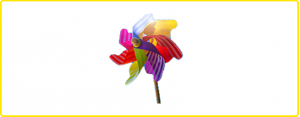 Garten & Außen Dekoration - Windräder