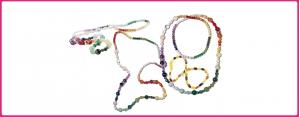 Halsketten & Colliers - Halsketten, Bänder & Schnüre
